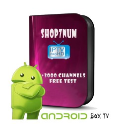 IPTV Subscription Android & Android Box